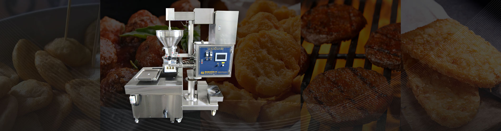 Food Forming Machine
