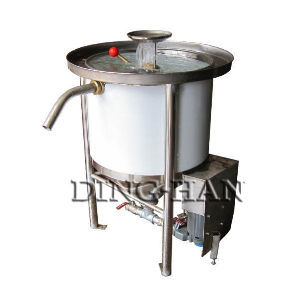 Washing rice machine high quality washing rice machine for Rice pump and motor