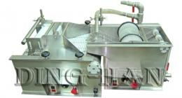 Tabletop Battering & Breading Machine